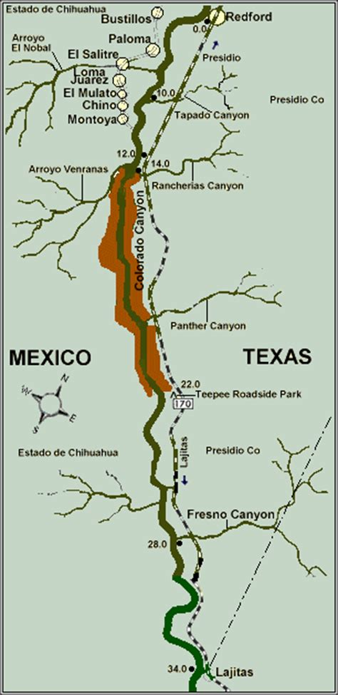 grande texas map colorado of the grande texas
