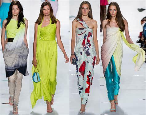 Tas Fashion Set K07 Axra diane furstenberg india inspired 2013 rtw new york fashion week collection nyfw