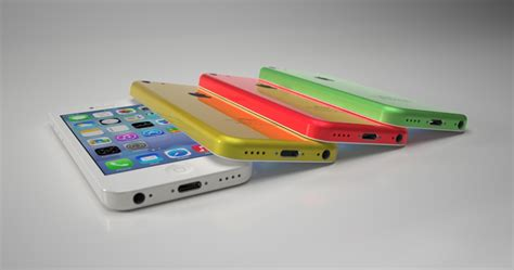 Apple lanza un nuevo iPhone 5C de 8 GB   TreceBits