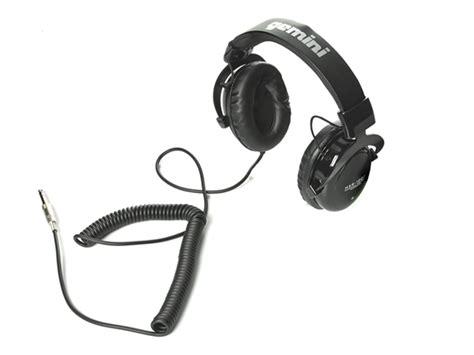 Leather Bb Gemini hsr 1000 studio headphones