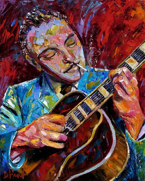 jazz artists biography debra hurd original paintings and jazz art django