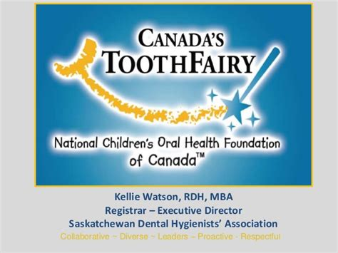 Mba Health Canada by Canada S Tooth Update