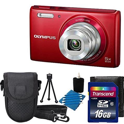 Kamera Digital Olympus Stylus Vg 180 olympus stylus vg 180 16 megapixel 5x 26mm wide optical
