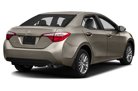 toyota corolla 2016 toyota corolla price photos reviews features