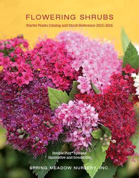 flowering shrub collection media kit logo catalogs proven winners