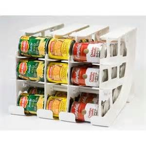 fifo can tracker food storage organizer pantry rotation