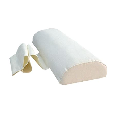 neck pillow bed therapedic jordan neck support reading pillow
