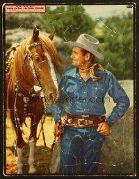 Film Cowboy Gene Crossword Clue | 8r008 gene autry jigsaw puzzle 40s great image of gene