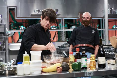 Cutthroat Kitchen Contestants List by Get Ready For With Crafty Chefs And Spine Chilling Sabotages In Cutthroat Kitchen