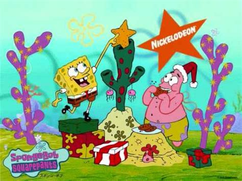 spongebob christmas song spongebob squarepants song