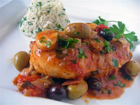 my carolina kitchen chicken marengo the famous french