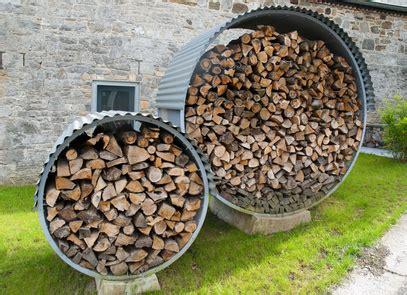 comment stocker du bois 3339 une meule pour stocker bois