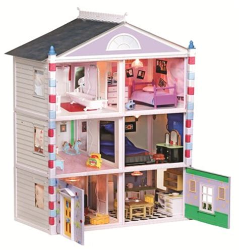 build your own dolls house kids woot build decorate your own doll house 44 99 reg 119 99