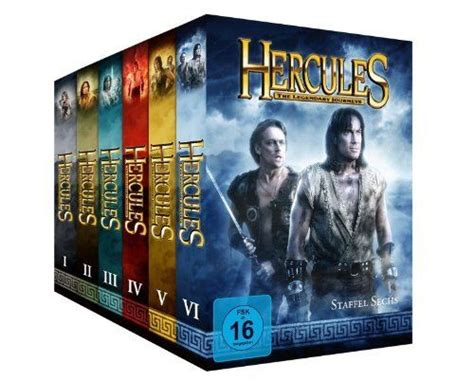 dvd format for uk hercules the legendary journeys complete series 1 6 pal