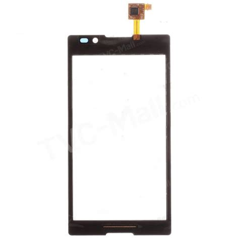 Lcd Touchscreen Sony Experia C 2305 oem lcd digitizer touch screen with adhesive for sony