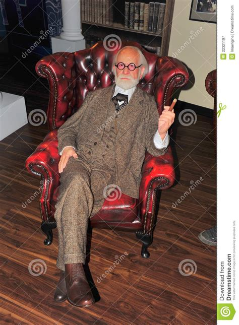 doctor sigmund freud  madame tussauds editorial