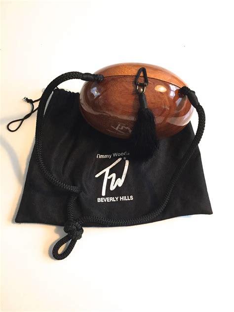 Ysl Tassel Glossy Blue timmy woods wooden shoulder clutch tassel bag at 1stdibs