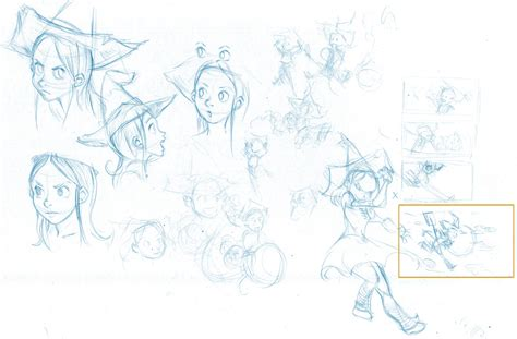 sketchbook recommendations from blue sketch to digital in krita david revoy