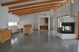 top ideas for polished concrete flooring grezu home