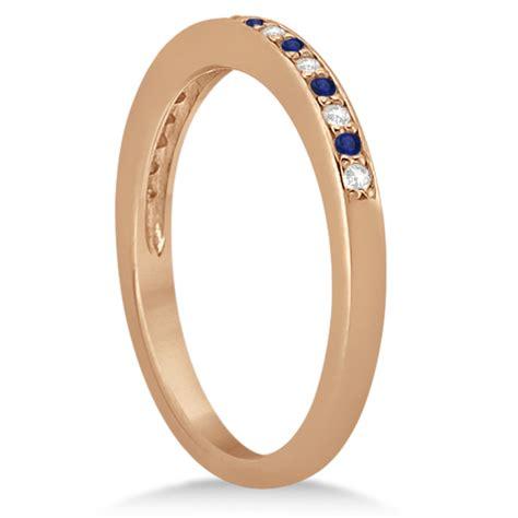 Blue Sapphire 6 55ct blue sapphire engagement ring set 14k gold
