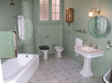 36 nice ideas and pictures of vintage bathroom tile design old bathroom by maladie stock on deviantart