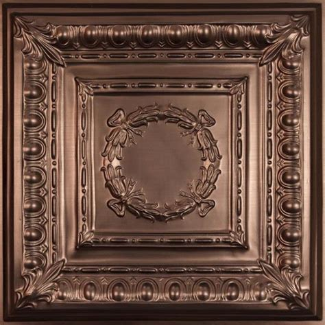 Bronze Ceiling Tiles by Empire Bronze Ceiling Tiles