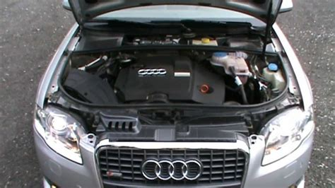 how cars engines work 2007 audi a4 user handbook 2007 audi a4 2 0 tdi dpf s line review start up engine and in depth tour youtube
