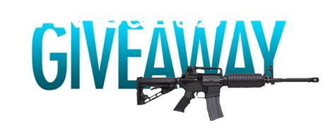 Nagr Giveaway - free guns and ammo nagr giveaway colt 6920 ar 15 rifle