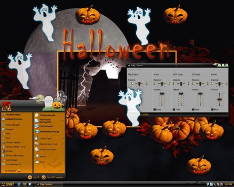 halloween desktop themes windows 7 pin 3d halloween desktop themes submited images pic 2 fly