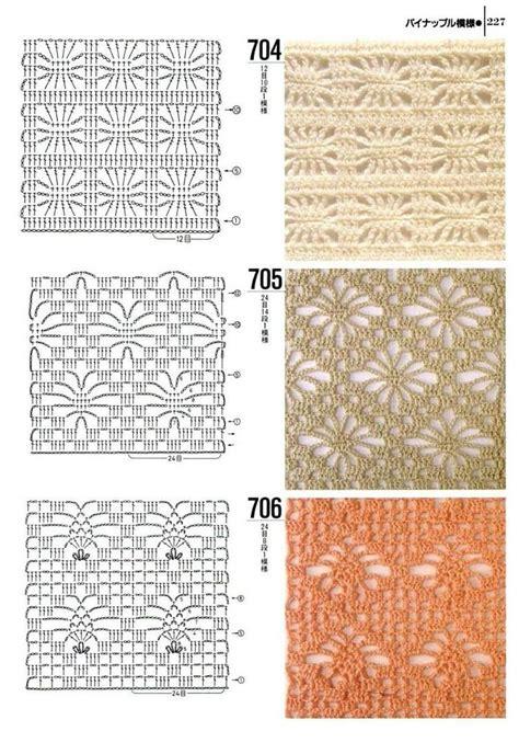 tutorial rajutan gratis 1000 ide tentang pola rajut di pinterest rajutan pola