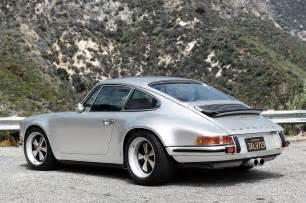 Singer Porsche 911 For Sale Porsche 911 Restored By Singer W Autoblog