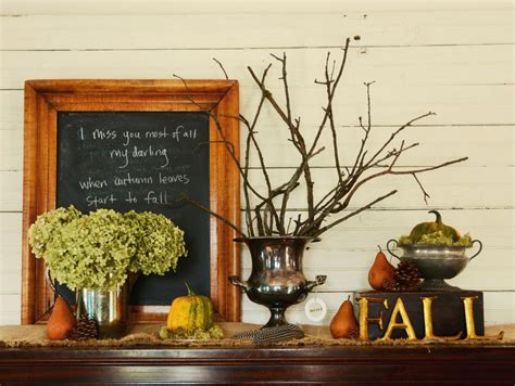 autumn decorating ideas for the home create a welcoming fall entryway hgtv