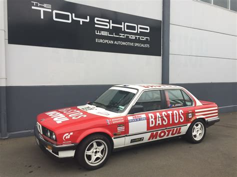 bmw rally bmw tarmac rally car the toyshop wellington