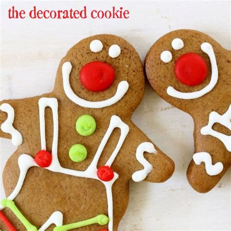 The Decorated Cookie by Gingerbread Cookie And A History Of Gingerbread