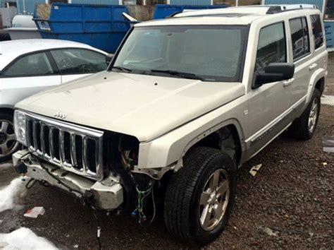2004 Jeep Commander For Sale Jeep Commander 4wd Diesel 2007 V8import