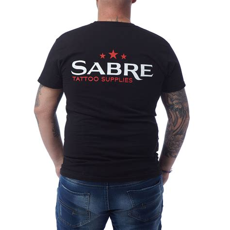 tattoo shirts for men sabre t shirt mens sabre supplies performance