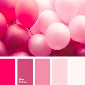 colors that go with pink monochrome pink colour palette color palette ideas