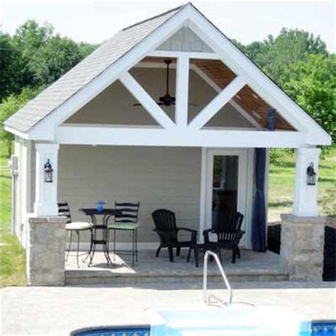 tiny pool house plans pool house shed on pinterest pool house plans pool shed