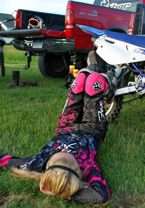 motorcycle riding clothes 98 best mx girls images on pinterest dirt bikes dirt