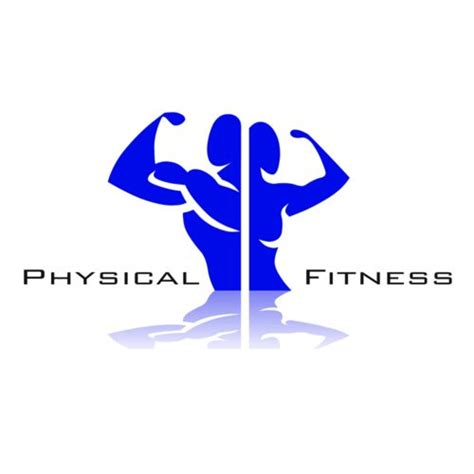 physical fitness logos center fitness academia