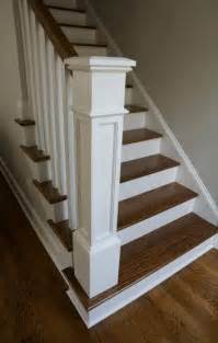 Staircase Renovation Ideas Whole House Renovation Project Traditional Staircase Atlanta By Instinctive Design