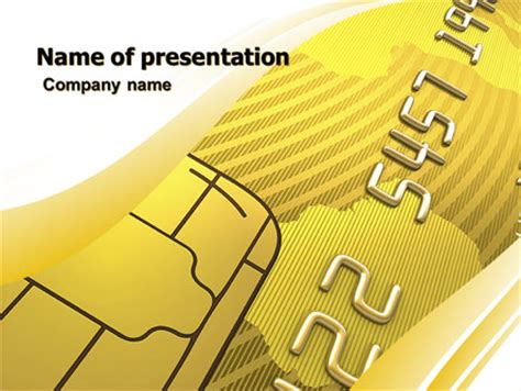 free credit card powerpoint template credit card ppt templates free mvap us