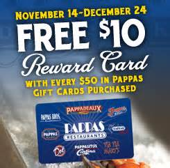 Pappas Com Gift Card Balance - pappas gift cards lamoureph blog