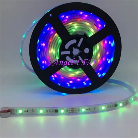 Best Lu Led Lestrip Rgb Warna Warni 5m Ac 220v Adaptor Remote buy wholesale ws2811 led from china ws2811 led wholesalers aliexpress