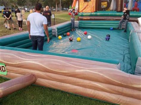 human billiards ig808 carnivals for kids at heart