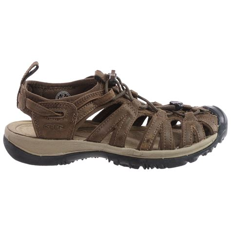 sport sandals keen whisper leather sport sandals for 9812p
