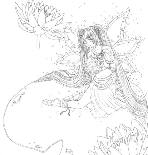 boy fairy coloring page 9 pics of fairy coloring pages anime guy anime boy