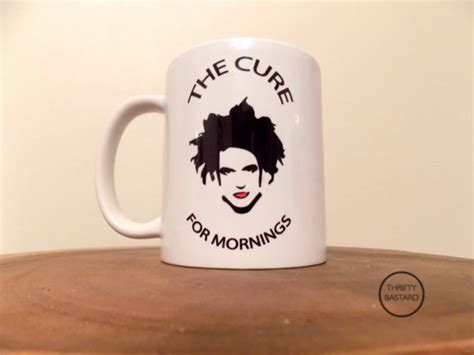 Robert Smith inspired THE CURE For Mornings Coffee