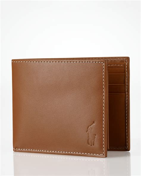 City Furniture Rugs Polo Ralph Lauren Burnished Leather Passcase Wallet