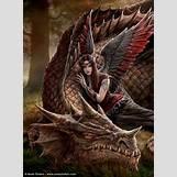 Dark Mystical Fairies | 236 x 321 jpeg 21kB